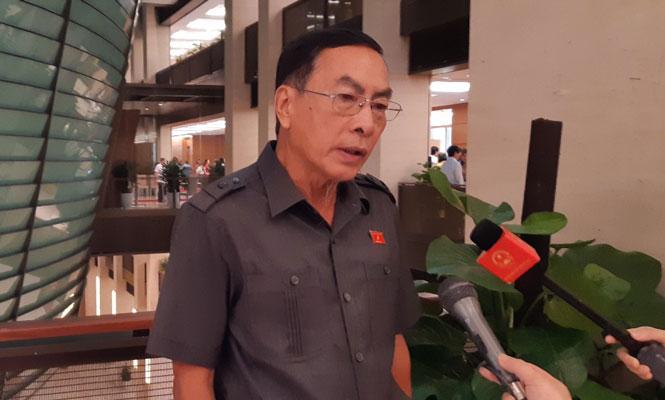 Đại biểu Quốc hội Phạm Văn Hòa (Đoàn Đồng Tháp).