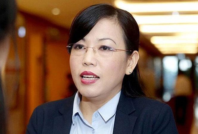 Đại biểu Quốc hội Nguyễn Thanh Hải (Đoàn Thái Nguyên).