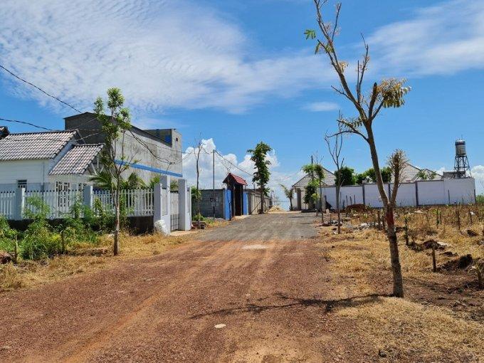 Nhiều căn biệt thự mọc lên trên đất quy hoạch khu đô thị sinh thái