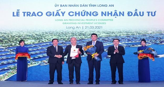 UBND tỉnh Long An đã chọn được Nhà đầu tư sau 15 ngày phát hành hồ sơ mời thầu.