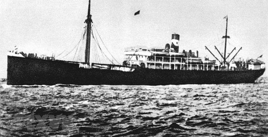 Ngày 5/6/1911, tại cảng Sài Gòn, người thanh niên yêu nước Nguyễn Tất Thành (Chủ tịch Hồ Chí Minh) quyết tâm ra đi trên con tàu Đô đốc Latouche - Tréville để thực hiện hoài bão giải phóng nước nhà khỏi ách nô lệ của thực dân, đế quốc. Cuộc hành trình qua 3 đại dương, 4 châu lục và gần 30 quốc gia đã đưa Người đến với chủ nghĩa Marx - Lenin, học thuyết cách mạng tiên phong của thời đại. Ảnh: Tư liệu TTXVN.
