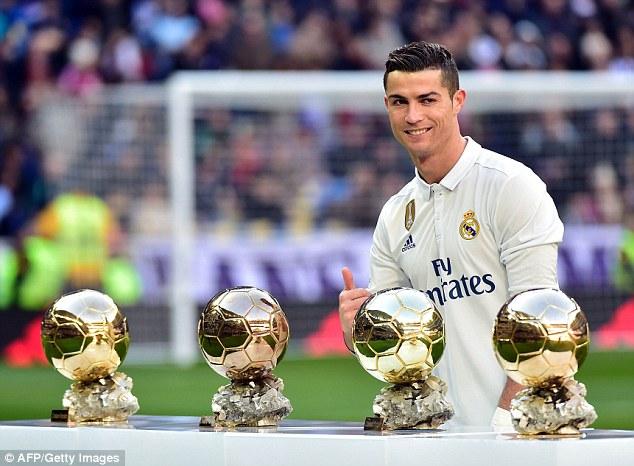 Ronaldo phiên bản 3.0 là những năm tháng tươi đẹp ở Real Madrid
