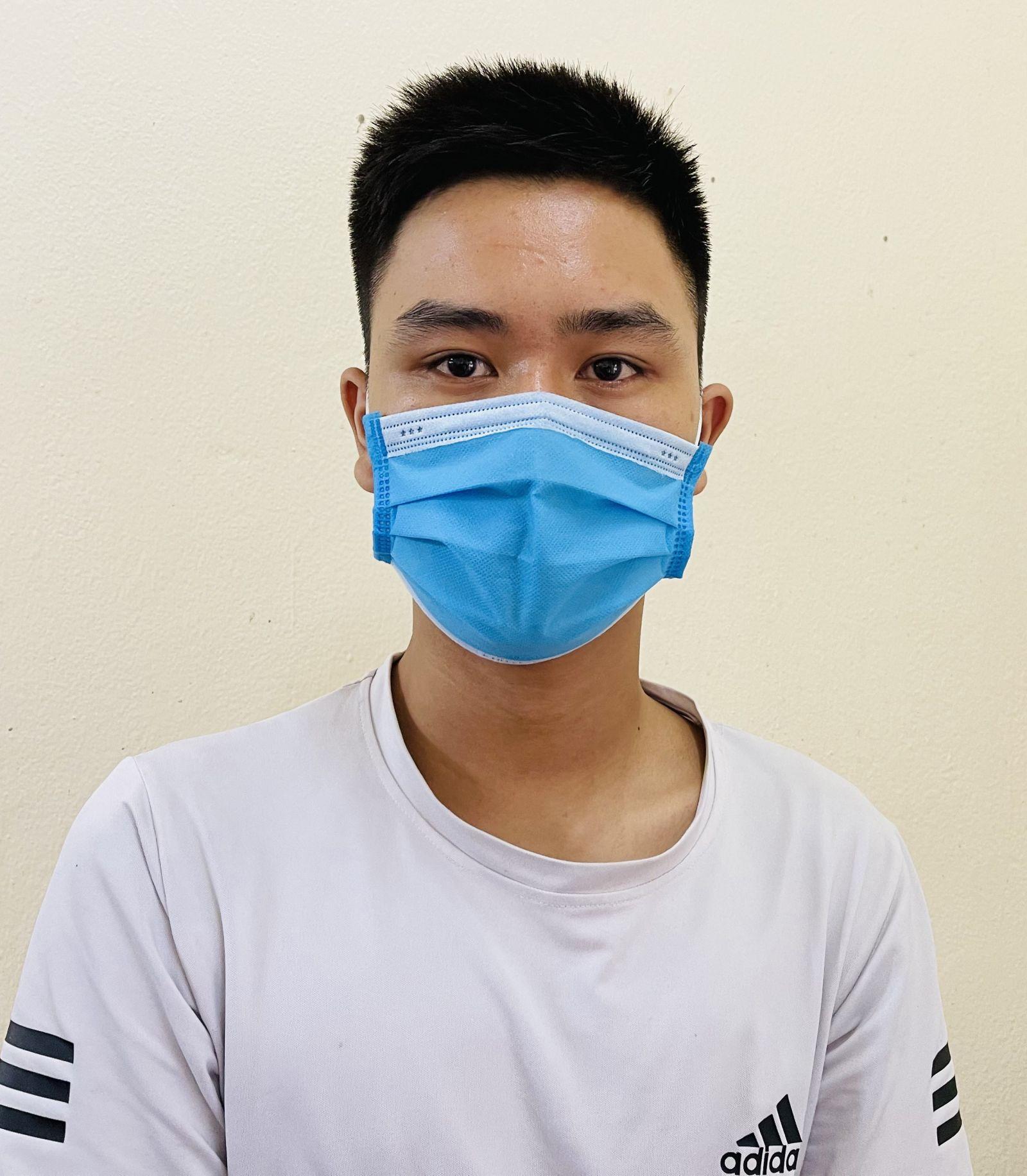 Đối tượng bị truy nã Nguyễn Văn Tuấn