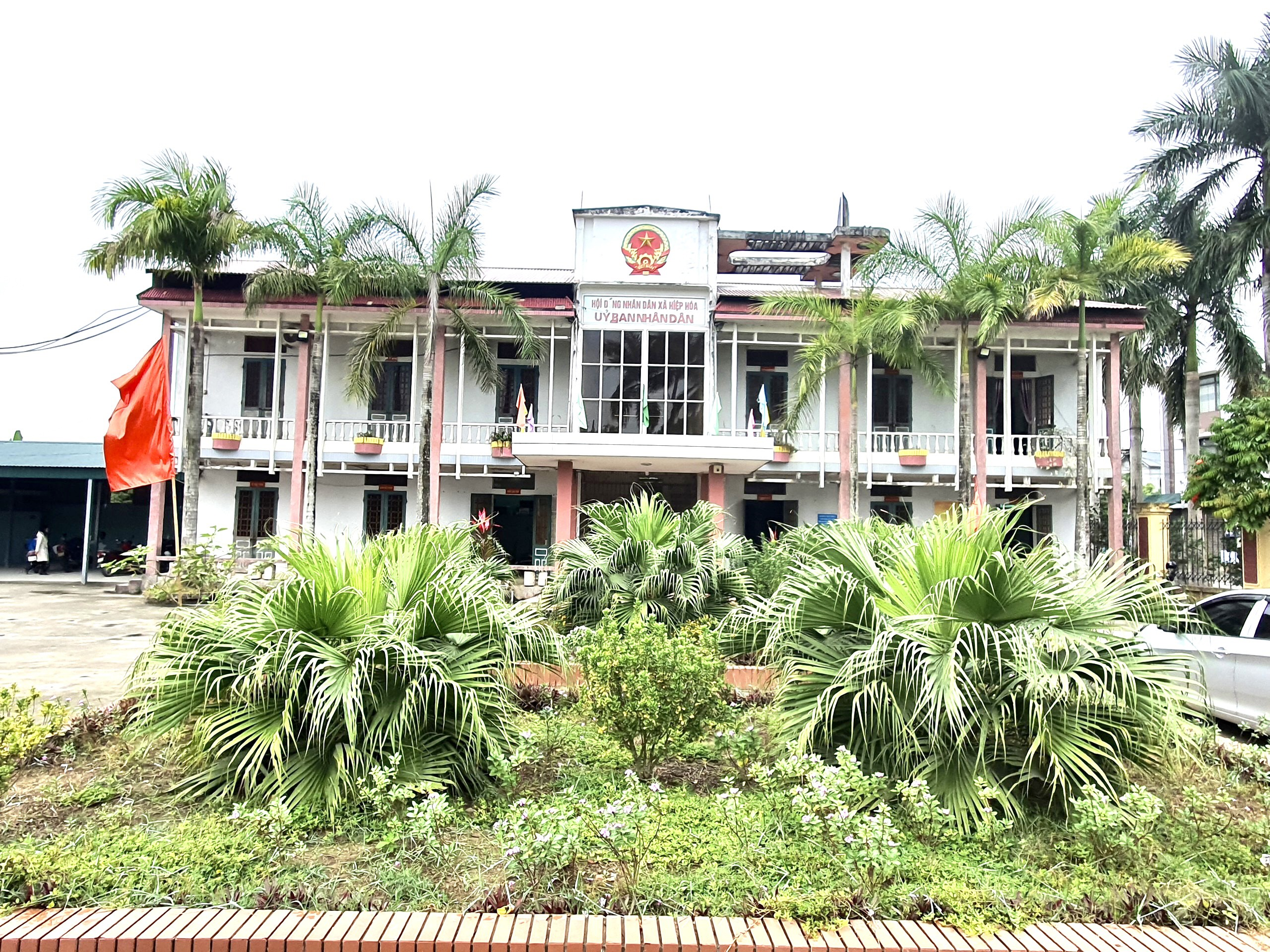 UBND xã Hiệp Hòa, huyện Vũ Thư, tỉnh Thái Bình.