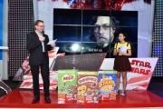"""Bánh ngũ cốc ăn sáng Nestlé phiên bản Star Warsra mắt tại lễ công chiếu """"Jedi cuối cùng"""" tại Việt Nam"""