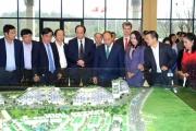 Thủ tướng làm việc với lãnh đạo tỉnh Bình Định