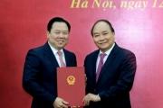 Trao quyết định bổ nhiệm Chủ tịch Ủy ban Quản lý vốn nhà nước tại doanh nghiệp