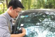 Chủ xe lo ngại khi dán thẻ thu phí không dừng