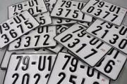 Luật sư: Biển số xe không phải là tài sản của chủ phương tiện