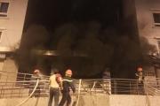 Cháy chung cư ở Sài Gòn, 13 người tử vong