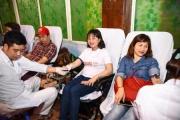 Group 9194 chia sẻ yêu thương với các em nhỏ Viện Nhi TW