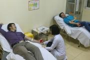 Hai người đàn ông vượt 200 km hiến máu cứu người trong đêm