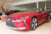 Lexus LC500 - 'xe chơi' giá gần 10 tỷ tại Việt Nam