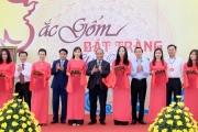 Thủ tướng thăm Làng gốm cổ Bát Tràng