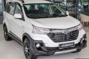 Toyota Avanza nâng cấp giữ ngôi vương