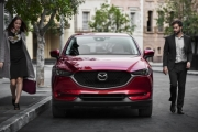 Mazda CX-5 tiếp tục thống trị phân khúc CUV
