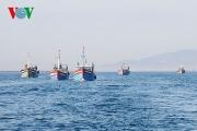 Ngư dân hãy đánh bắt bình thường trong vùng biển Việt Nam