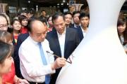 """Thủ tướng mong gốm Chu Đậu """"tỏa sáng năm châu"""""""