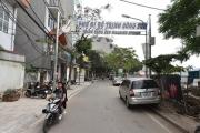 Phố đi bộ Trịnh Công Sơn đang gấp rút hoàn thành trước ngày khai trương