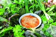 ĐẶC SẢN CAO NGUYÊN: Gỏi lá, món ăn đặc sắc của núi rừng