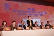 Khai mạc Đại hội Hiệp hội doanh nghiệp nhỏ và vừa TP Hà Nội lần thứ V