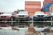 Hơn 250 ôtô BMW vô chủ ở cảng Cái Mép