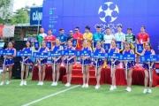 Khai mạc giải bóng đá CONCUP 2018