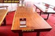 """Gỗ mỹ nghệ Tam Phát khẳng định đẳng cấp với thương hiệu """"Luxury vip wood"""""""