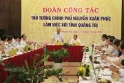 Thủ tướng: Quảng Trị cần phát huy hơn nữa tiềm năng nông nghiệp