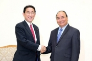 DN&TH; Thủ tướng tiếp Trưởng Ban Nghiên cứu Chính sách Đảng LDP Nhật Bản