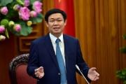 Phó thủ tướng Vương Đình Huệ bác nhận định kinh tế phụ thuộc dầu, than của Quốc hội