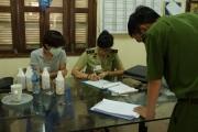 Đội QLTT số 17 - Thu giữ hơn 10000 chai sữa tắm, dầu gội giả