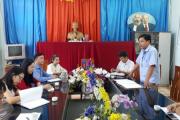 Trưởng ban Thanh niên xung phòng Trung ương Đoàn thăm và làm việc tại một số cơ sở Đoàn trên địa bàn tỉnh Nghệ An