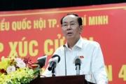 Chủ tịch nước: Vụ việc tại Bình Thuận, TP.HCM là do bị kích động