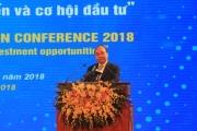 Thủ tướng Nguyễn Xuân Phúc tham dự và chỉ đạo Hội nghị xúc tiến đầu tư tỉnh Thái Nguyên