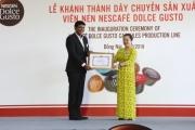 Nestlé Việt Nam nhận bằng khen của tỉnh Đồng Nai