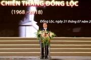"""Thủ tướng Nguyễn Xuân Phúc: """"Bao xương máu mới làm nên Đồng Lộc"""""""