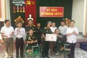 Ngành Lao động thương binh và xã hội tỉnh Nghệ An: Làm tốt công tác chính sách ưu đãi người có công với cách mạng