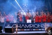 Kết quả chung cuộc của giải bóng đá Concup 2018