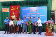 Nghệ An: Chuỗi các hoạt động kỷ niệm 71 năm ngày Thương binh liệt sỹ (27/7/1947 - 27/7/2018), 50 năm Chiến thắng Truông Bồn (31/10/1968 -31/10/2018)