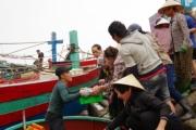 Nâng cấp cảng cá để phát triển nghề đánh bắt xa bờ