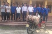 Đồng hành giúp đỡ hộ thanh niên khởi nghiệp thoát nghèo tại xã Đồng Giáp, huyện Văn Quan