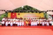 Trường Đại học Hà Nội tưng bừng khai giảng năm học mới