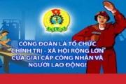 Hôm nay (24/9) khai mạc Ðại hội Công đoàn Việt Nam lần thứ XII