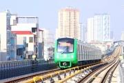 """""""Mục sở thị"""" tàu điện trên cao đầu tiên của Hà Nội"""