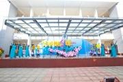 Khai giảng năm học mới ở Trường Tiểu học Trung Tự - Ngôi trường mới trong mơ của các em học sinh