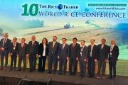 Hapro xúc tiến xuất khẩu tại Hội nghị Gạo thế giới lần thứ 10 tại Hà Nội