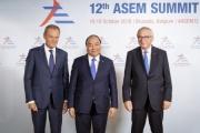 Thủ tướng dự khai mạc Hội nghị Cấp cao Á-Âu lần thứ 12