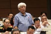ĐBQH đề nghị sớm chấm dứt tình trạng 'phạt cho tồn tại'