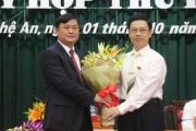 Nghệ An: Đồng chí Thái Thanh Quý được bầu giữ chức Chủ tịch UBND tỉnh
